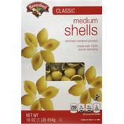 Hannaford Medium Shells