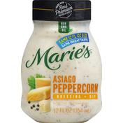 Marie's Dressing + Dip, Asiago Peppercorn