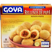 Goya Cocktail Rellenos De Papa Beef & Pork Potato Puffs