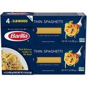 Barilla® Thin Spaghetti Pasta