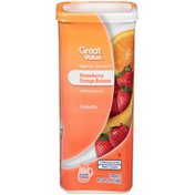Great Value Strawberry Orange Banana Drink Mix