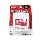 Best Choice Dental Floss Unwaxed