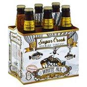 Sugar Creek Beer, White Ale, Six Pack