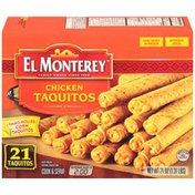 El Monterey Chicken Taquitos