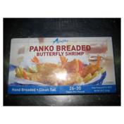 Aqua Star Case Of Panko Breaded Butterfly Shrimp 26 30