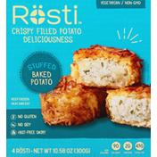 Rosti Baked Potato, Stuffed