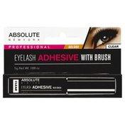 Absolute New York Eyelash Adhesive, With Brush, Clear AELG02