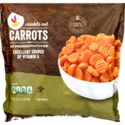 SB Carrots, Crinkle Cut
