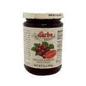 D'arbo Red Currant Fruit Spread