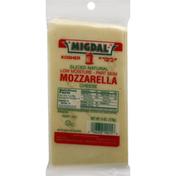 Migdal Sliced Cheese, Mozzarella