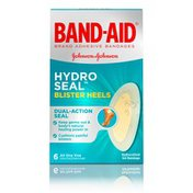 Band-Aid Brand Hydro Seal Bandages Blister Heels