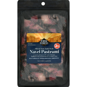 First Street Navel Pastrami, Sliced New York Style
