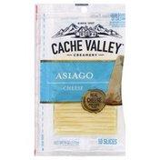 Cache Valley Cheese, Asiago