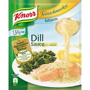 Knorr Low Fat Gourmet Dill Sauce