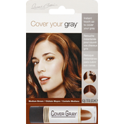 Cover your gray Instant Touch Up, Medium Brown