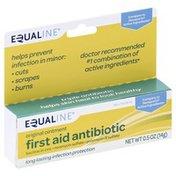 Equaline First Aid Antibiotic, Original Ointment