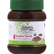 Nature's Promise Hazelnut Spread, Organic