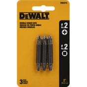 Dewalt Bits, Double Ended, 2 Inches