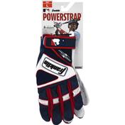 Franklin`s Teleme Franklin Adult Powerstrap Batting Gloves