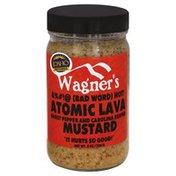 Wagner's Mustard, Atomic Lava, (Bad Word) Hot!