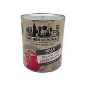 Kitchen Originals Canned Whole Tomatoes