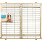 Evenflo Doorway Gate, Position & Lock, 6-24 Months, Wide Width