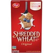 Post Shredded Wheat Original Spoon Size Cereal