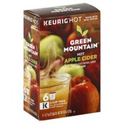 Green Mountain Apple Cider, Hot, K-Cup Pods