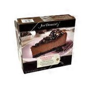 Jon Donaire Double Dutch Chocolate Cheesecake