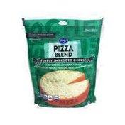 Kroger Pizza Finely Shredded Cheese Blend