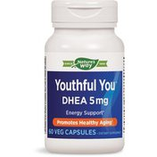 Nature's Way Youthful You™ DHEA 5mg