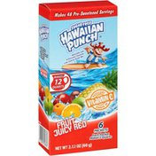 Hawaiian Punch Fruit Juicy Red Low Calorie Drink Mix