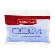 Rubbermaid Blue Ice - Ice Substitute Lunch Pack