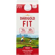 Darigold Fit Whole Lactose Free Ultra-Filtered Milk