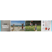 Franklin`s Teleme Volleyball & Badminton