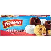 Mrs. Freshley's Variety Mini Donuts