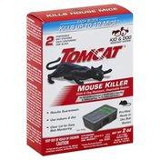 Tomcat Mouse Killer, Disposable, Bait Stations