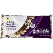 SB Soup Mix, 16 Bean, with Ham Flavoring