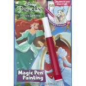 Magic Pen Painting, Disney Princess, Happy Dreams, Ages 3+