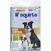 Ruffin' It Training Pads, Lil' Squirts, Odor Control