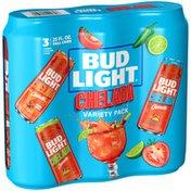 Bud Light Chelada Beer Variety Pack