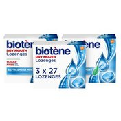 Biotene Dry Mouth Lozenges, Dry Mouth Lozenges, Dry Mouth Lozenges, Dry Mouth Lozenges