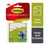 3M Command™ Poster Strips