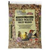 Wild Delight Wild Bird Food, Zero-Waste, Fruit Blend, Advanced Formula