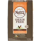 NUTRO Grain Free Farm-Raised Chicken, Lentils & Sweet Potato Recipe Adult NUTRO Grain Free Farm-Raised Chicken, Lentils & Sweet Potato Recipe Adult Dog