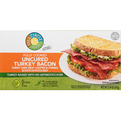 Full Circle Market Bacon, Uncured Turkey