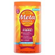 Metamucil 3 In 1 Multihealth Fibre! Sugar-Free Fiber Suplement Powder, Orange