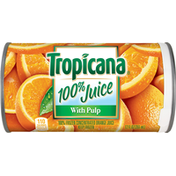 Tropicana 100% Pure Frozen Concentrated Orange Juice with Pulp