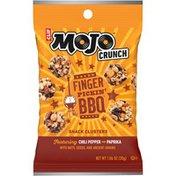 CLIF Mojo Bar Finger Pickin' BBQ Snack Clusters