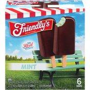 Friendly's Mint Ice Cream Bars